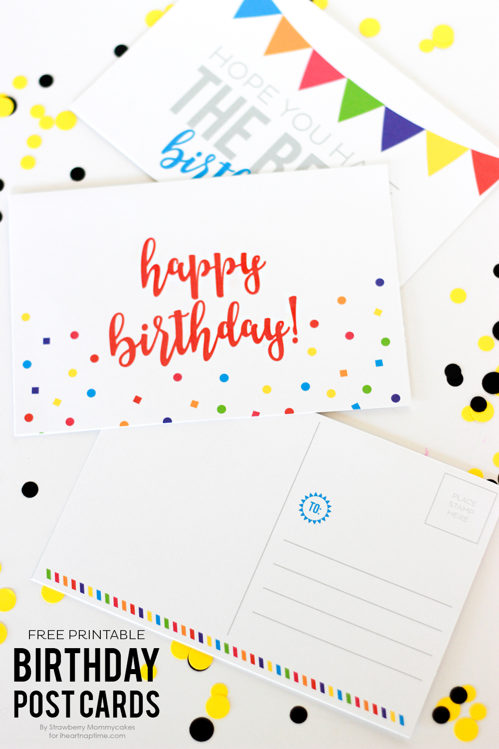 free printable 18th birthday cards ; FREE-Printable-Birthday-Postcards-18
