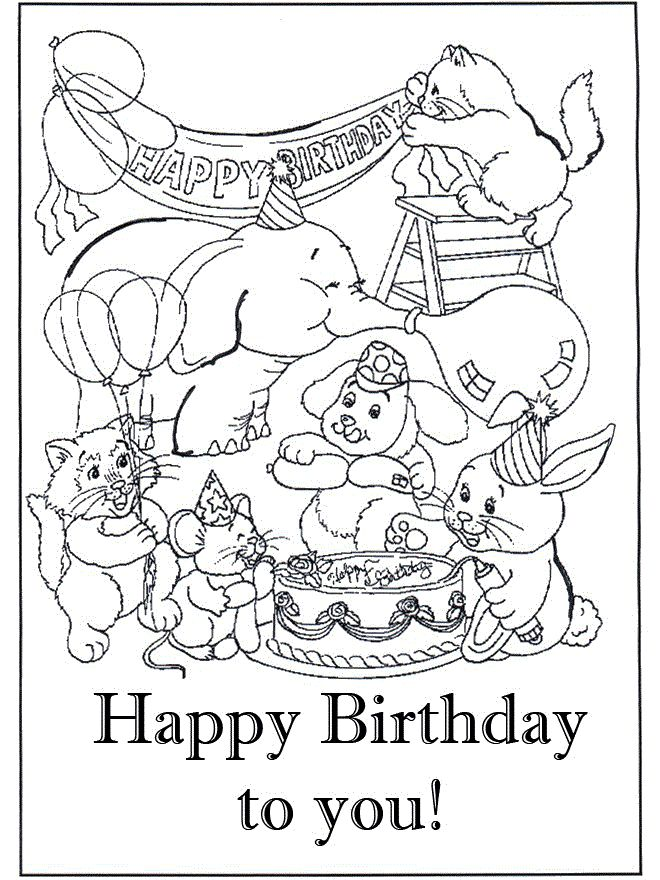 free printable coloring cards for birthdays ; happy-birthday-drawing-cards-32