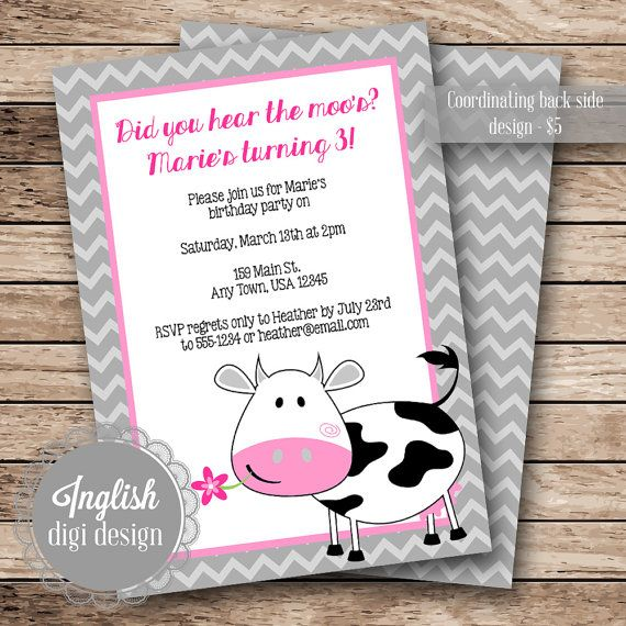 free printable cow birthday invitations ; 510ba5599d15d61c59c307a62621775c
