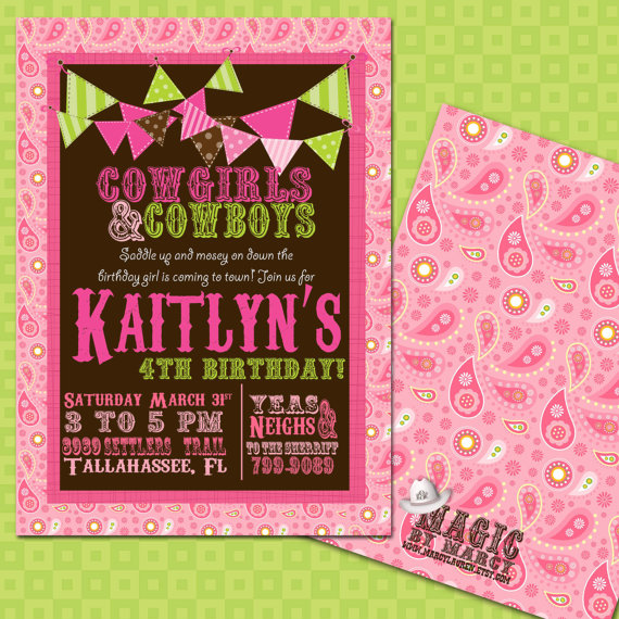 free printable cowgirl birthday party invitations ; cee62f06af6f6477f410e201a5d023c5