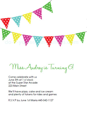 free printable invitations for birthday party ; printable-birthday-invitations-banner1