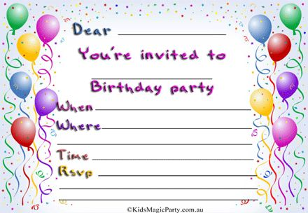 free printable invitations for birthday party ; printable-birthday-party-invitations-for-free-layout-balloons-design-graphic-printable-free-printable-birthday-invitation-cards