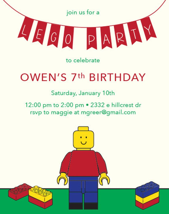 free printable lego birthday invitations ; Lego-Birthday-Invitation-Example-5