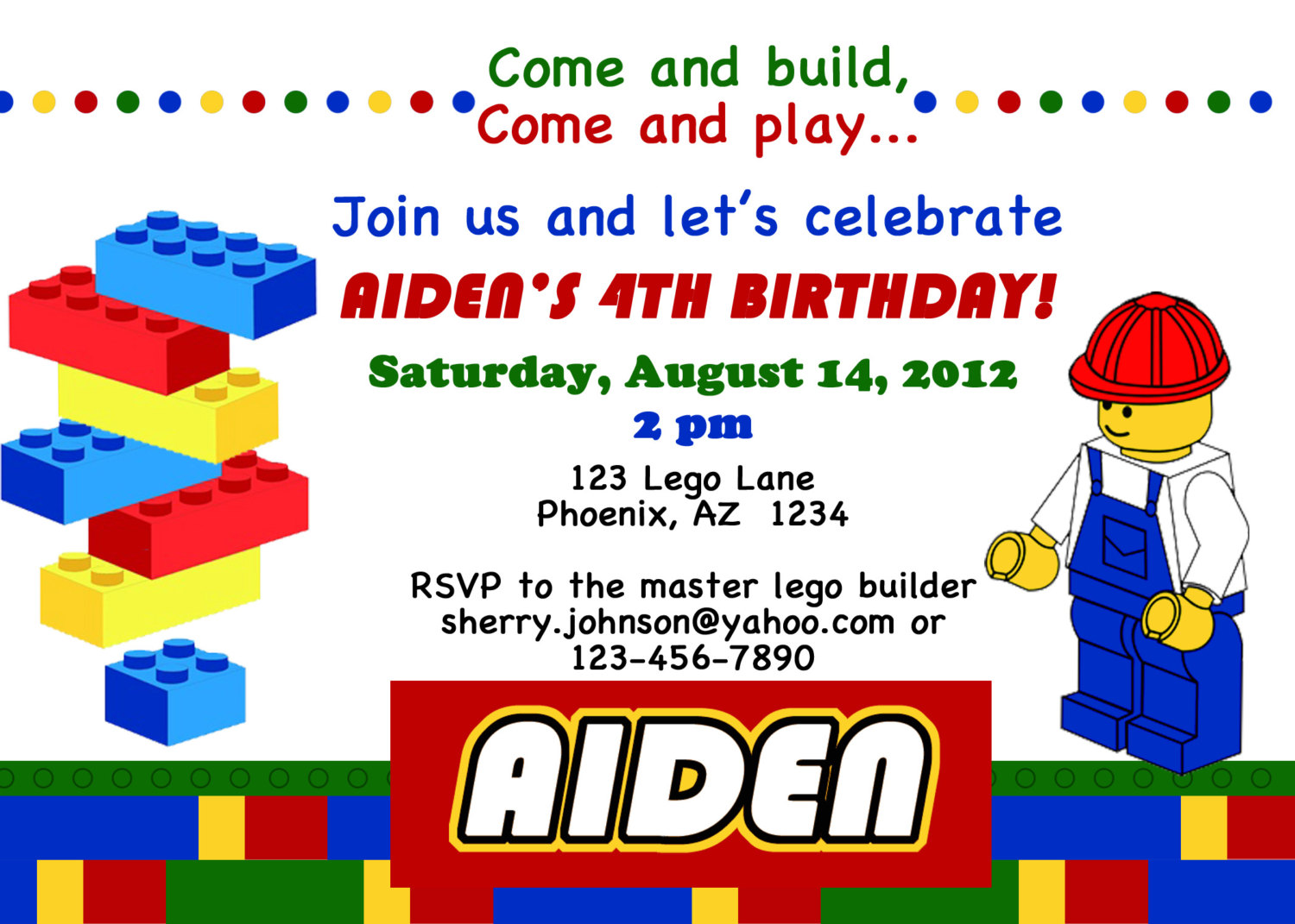 free printable lego birthday invitations ; lego-birthday-party-invitations-printable-free