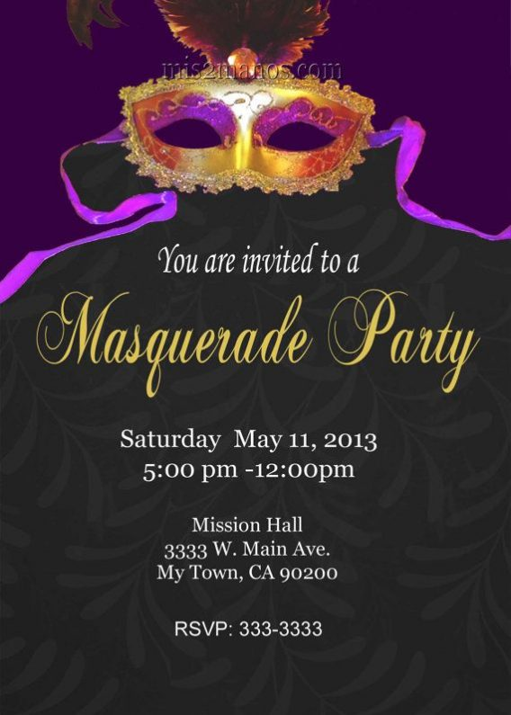 free printable masquerade birthday invitations ; free-printable-masquerade-party-invitations-is-the-best-theme-to-forge-your-attractive-Party-invitations-3-568x795