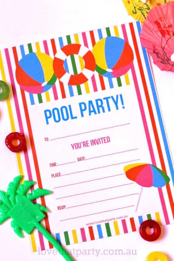 free printable pool party birthday invitations ; a11456b1535967ffc00352d019a5d884