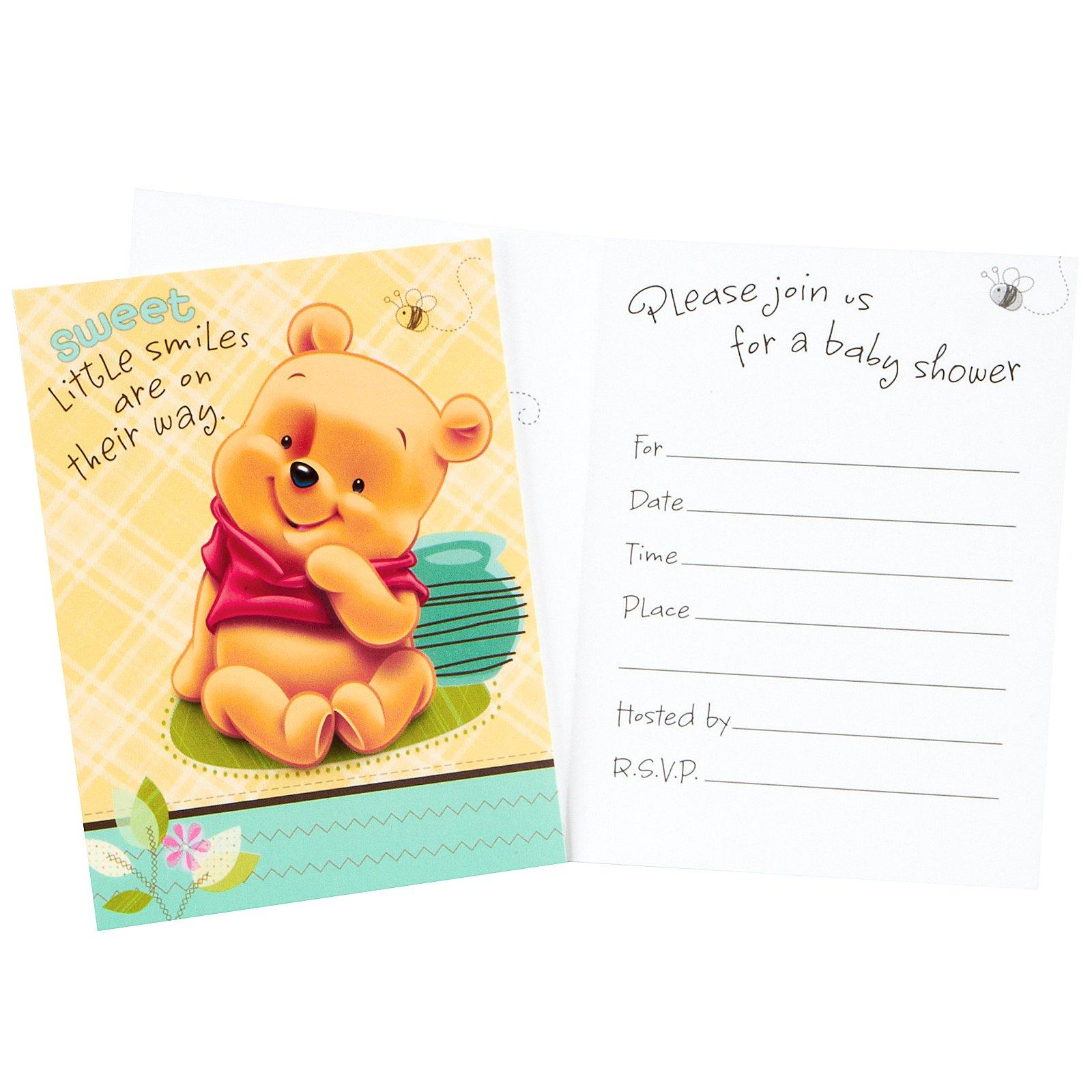 free printable winnie the pooh first birthday invitations ; New-Winnie-The-Pooh-Baby-Shower-Invitations-As-Prepossessing-Ideas-Baby-Shower-Invite