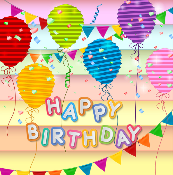 free vector birthday card designs ; happy_birthday_card_design_template_6819339