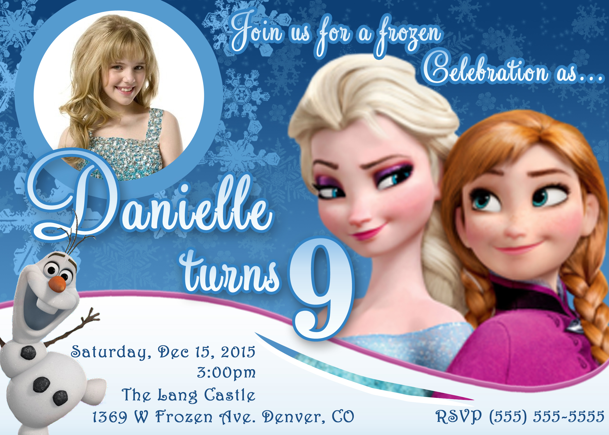 frozen wallpaper for birthday ; frozen-2013-5-birthday-invitation