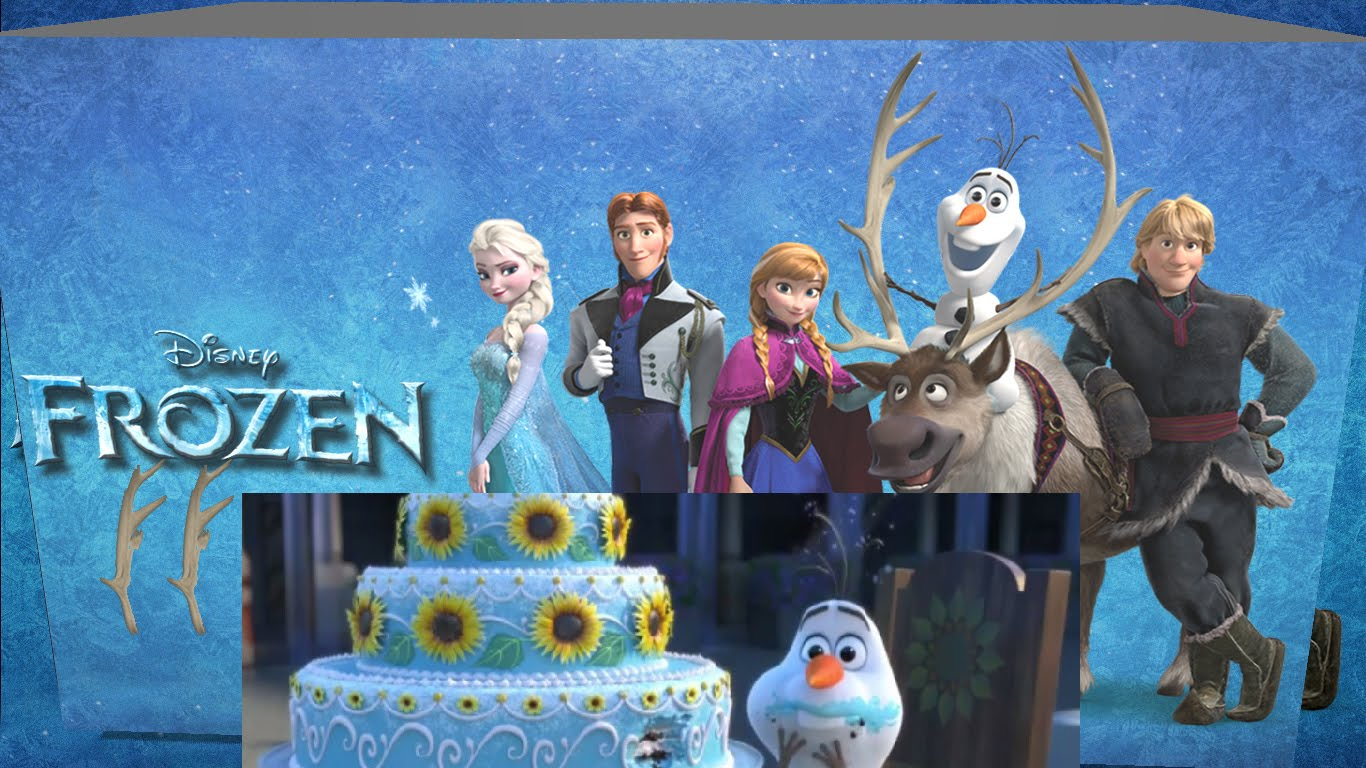 frozen wallpaper for birthday ; maxresdefault