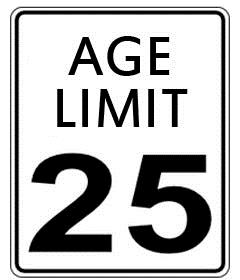 funny 25th birthday card messages ; 25-birthday