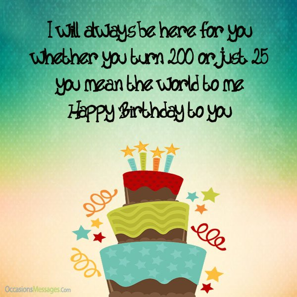 funny 25th birthday card messages ; Happy-25th-birthday