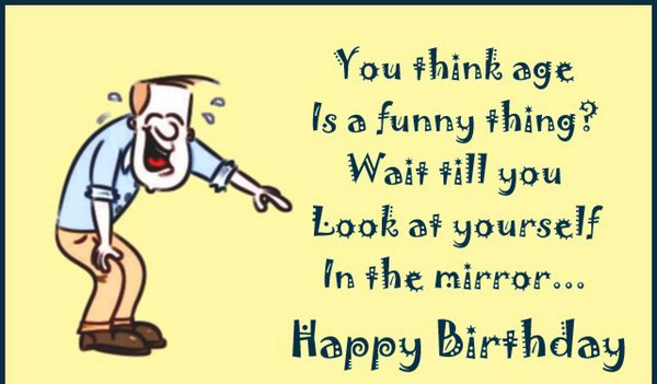 funny birthday card messages ; funny-birthday-card-message