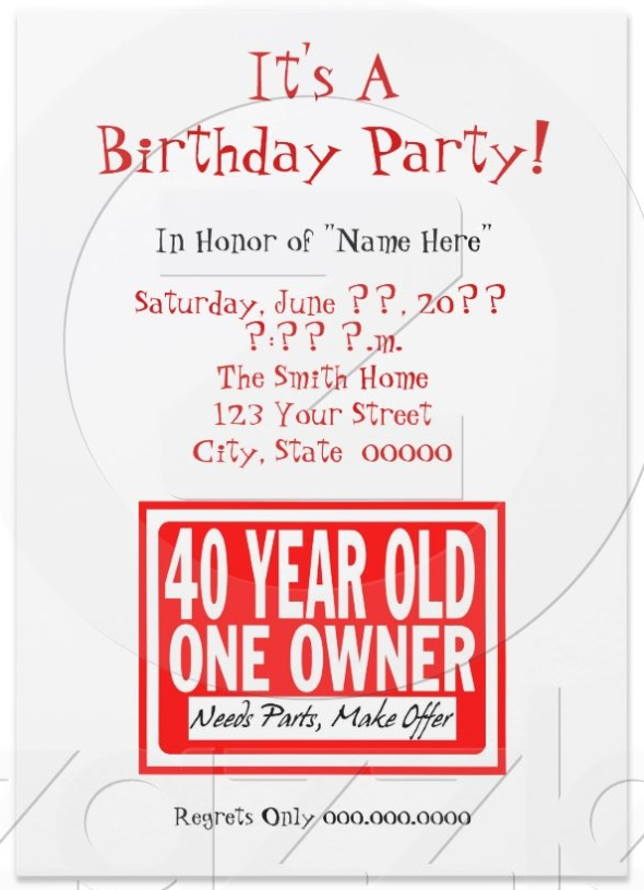 funny birthday invitation templates ; 26a13b179d7fc14d8a46b91a8126cb2e
