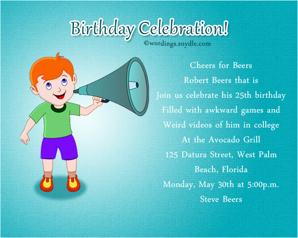 funny birthday invitation templates ; funny-birthday-party-invitation
