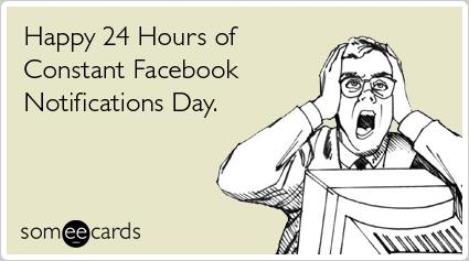 funny happy birthday greeting cards ; funny-birthday-greeting-cards-rectangle-landscape-beige-man-and-computer-picture-facebook-notification-jokes-wording-greeting-card