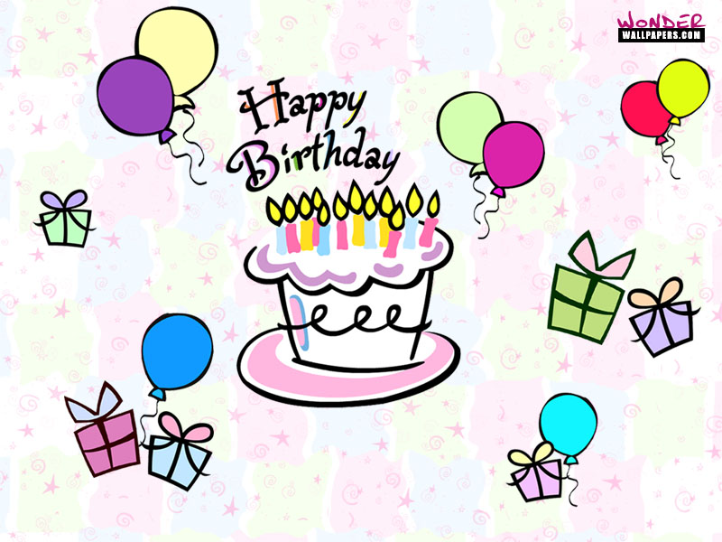 funny happy birthday wallpaper ; y9TAqt