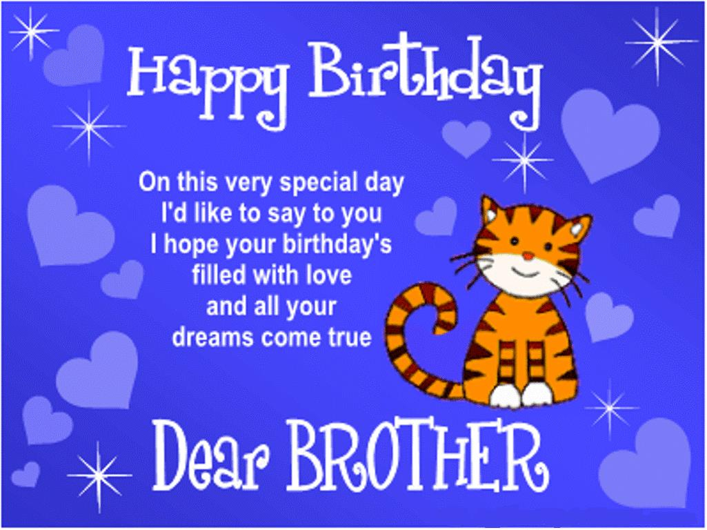 funny happy birthday wishes for brother ; 9deff7d67813f4419ac9c1b758c76f6b
