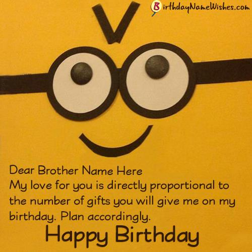 funny happy birthday wishes for brother ; funny-birthday-wishes-for-brother-with-name-editor-278a
