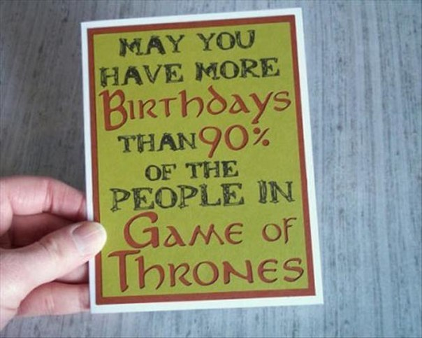game of thrones themed birthday card ; GOT-birthday-card