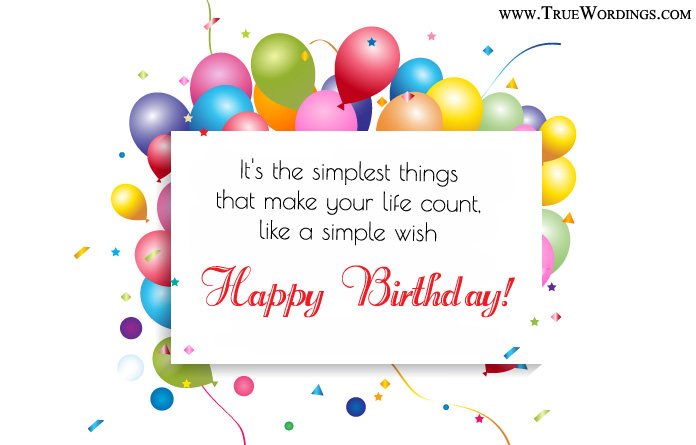 general birthday card messages ; Birthday-Wishes