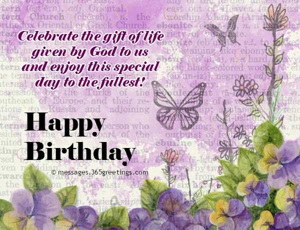 general birthday card messages ; christian-birthday-wishes-messages