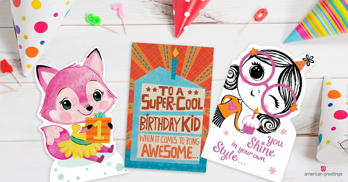 general birthday card messages ; image