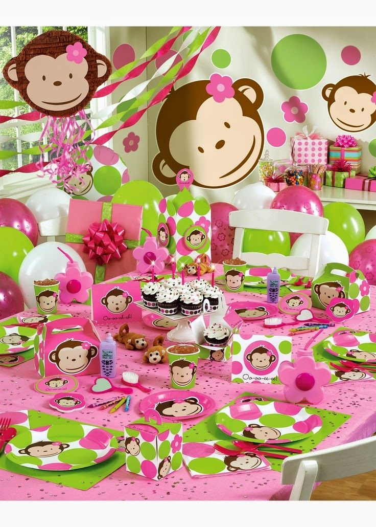 girl themed birthday party ideas ; best-25-girls-first-birthday-theme-ideas-ideas-on-pinterest-first-birthday-for-girl-themes
