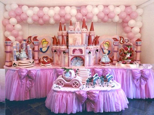 girl themed birthday party ideas ; gorgeous-girl-birthday-party-themes-became-minimalist-article