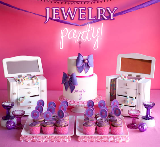 girls bday party theme ; Girls-Party-Ideas-48