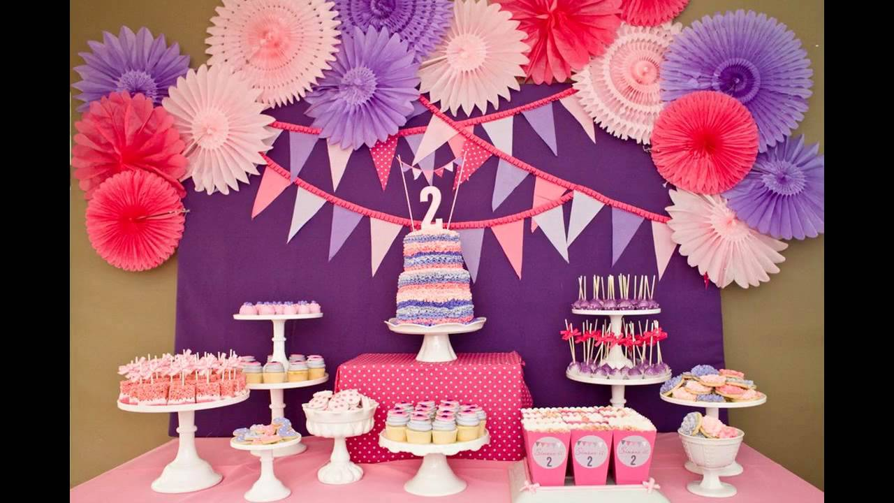 girls bday party theme ; maxresdefault