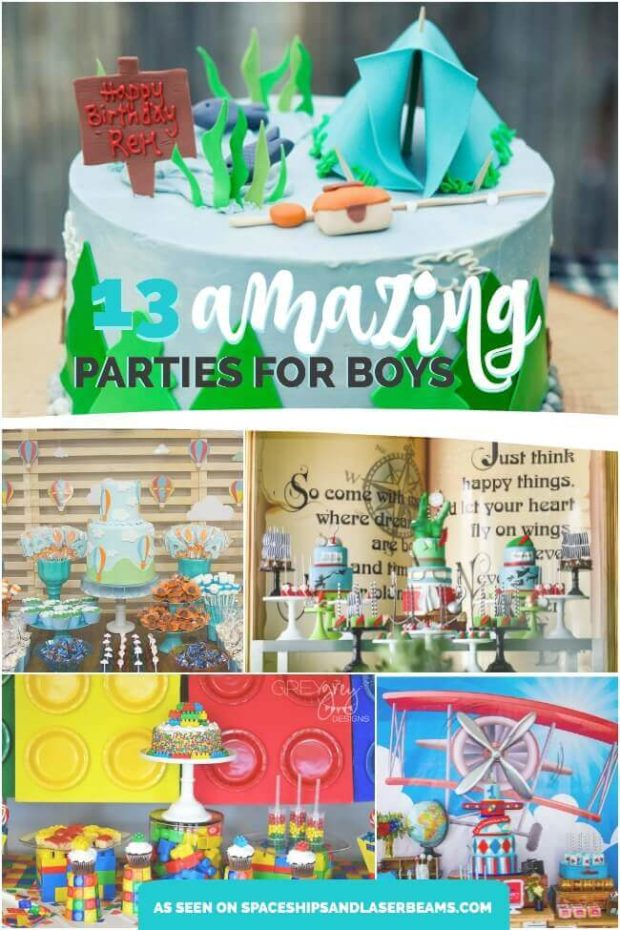 good birthday party themes ; MAIN-best-birthday-party-themes-boys
