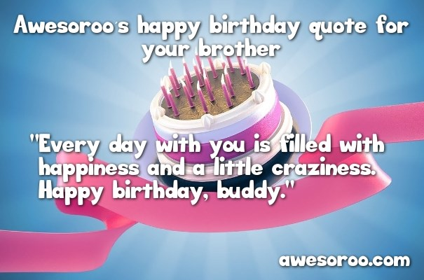 good happy birthday quotes ; happy-birthday-cake-for-your-brother