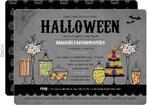 halloween birthday invitations with photo ; sweet-candly-station-halloween-birthday-party-invi_4714_0_big_rounded