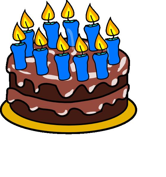 happy 10th birthday clipart ; 7182a4d33882869e6a14290efddf67ee