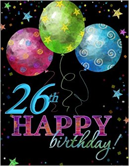 happy 26th birthday images ; 51xhxaLfIlL