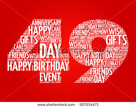 happy 49th birthday images ; stock-vector-happy-th-birthday-word-cloud-collage-concept-507034471