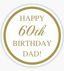 happy 60th birthday stickers ; st%252Csmall%252C215x235-pad%252C210x230%252Cf8f8f8