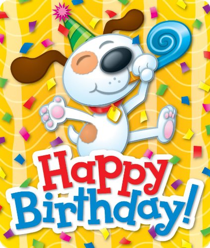 happy bday stickers ; 51qKS%252BOxljL