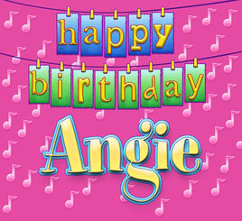 happy birthday angie images ; 268x0w