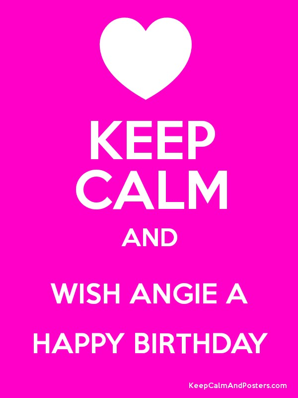 happy birthday angie images ; 4639233
