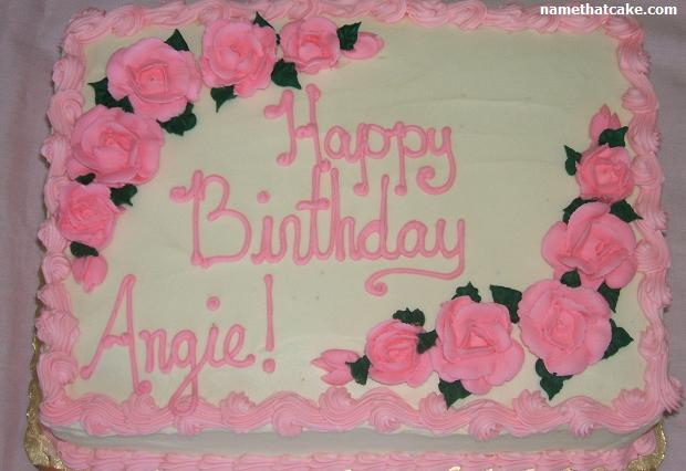 happy birthday angie images ; angie