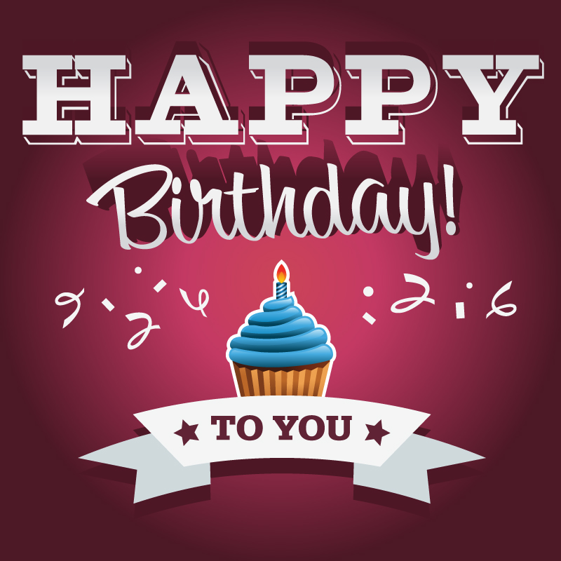 happy birthday any ; happy-birthday-to-you-Card-With-Cup-Cake-2015