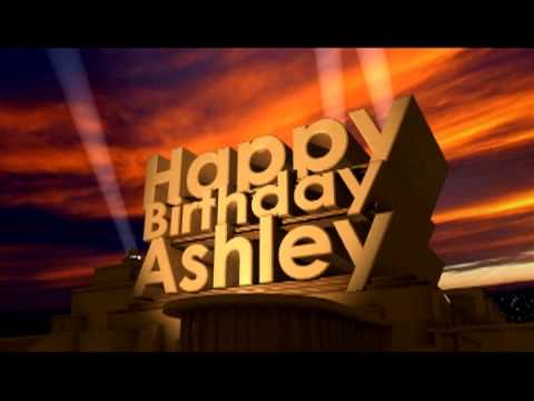 happy birthday ashley images ; hqdefault