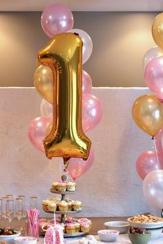 happy birthday balloon banner party city ; happy-birthday-balloon-banner-party-city-012d4971223587bd53c1c39e48590461-st-birthday-balloons-pink-birthday