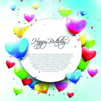 happy birthday balloons free clipart ; colored_happy_birthday_balloons_vector_534894