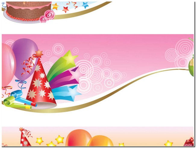 happy birthday banner template for word ; free-happy-birthday-banner-templates-download