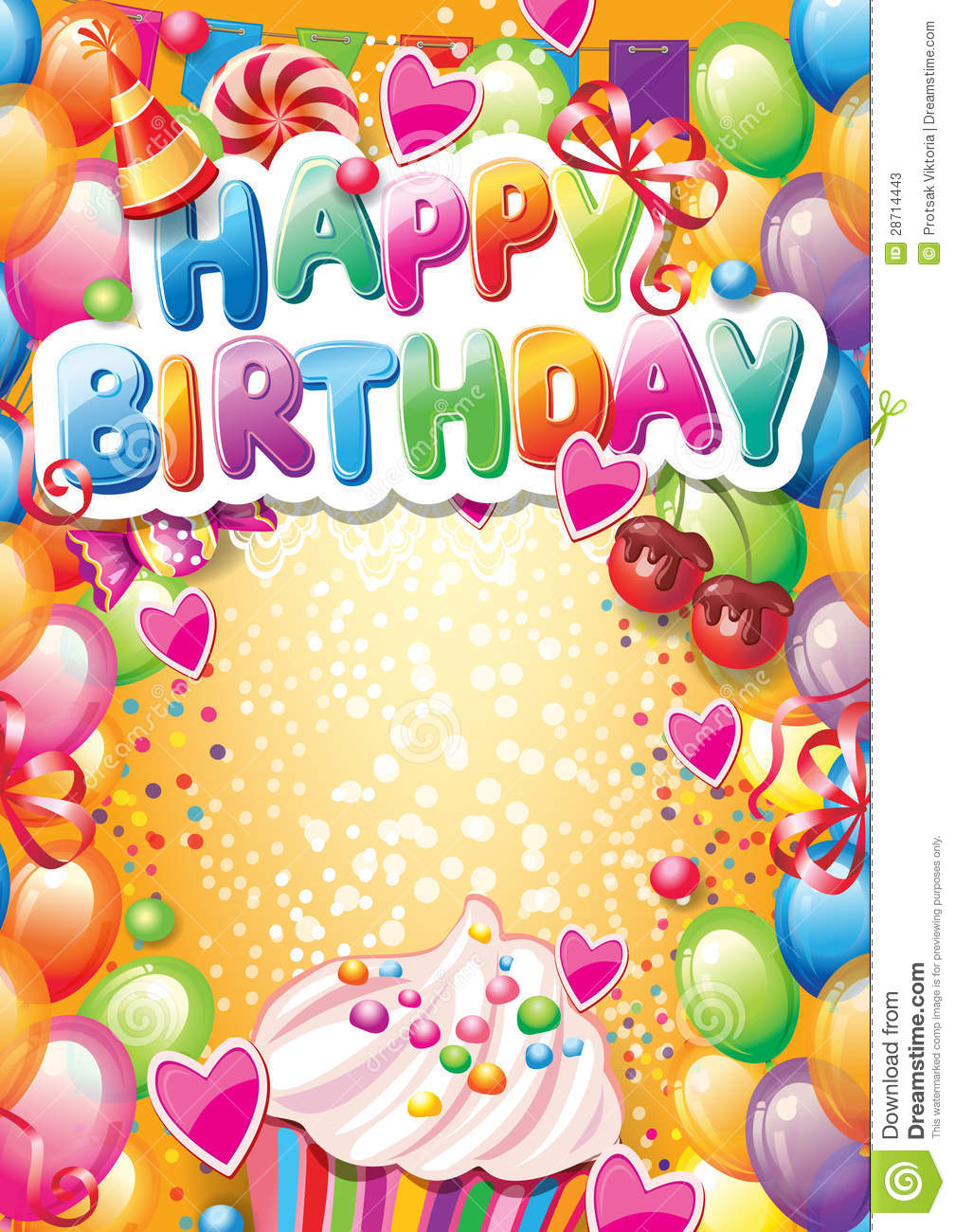 happy birthday banner template for word ; template-happy-birthday-card-28714443