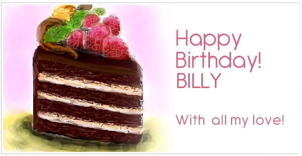 happy birthday billy images ; 8106