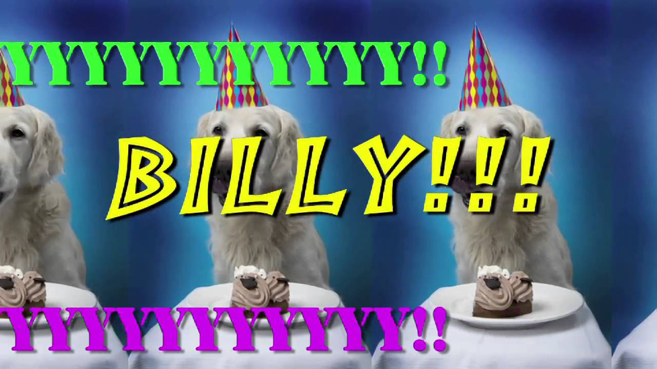 happy birthday billy images ; maxresdefault